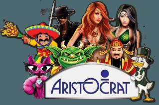 Aristocrat's Online Pokies