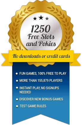 Play Free Pokies Enjoy Over 750 Free Pokies Games