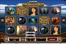 Jason and the golden fleece slot review