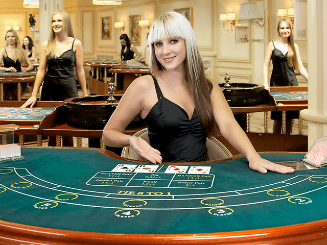 Baccarat For A Living