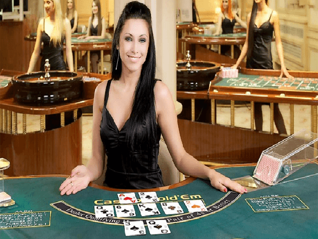 Live Casino Holdem | $/£/€400 Welcome Bonus | Casino.com