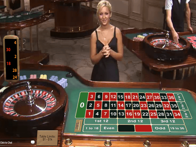 Play Live French Roulette at Casino.com Canada