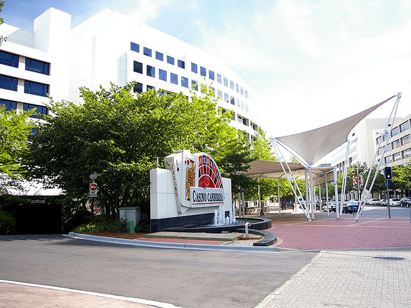 Canberra Casino Parking