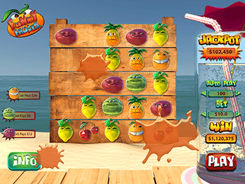 Funky Fruits Screenshot