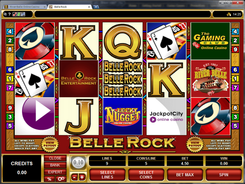 River Belle Mobile Casino