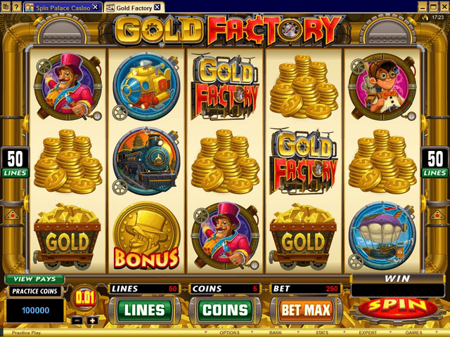 Spinpalace Casino Online