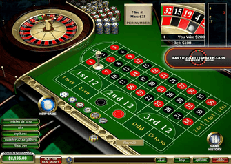 Casino Tropez Screenshot
