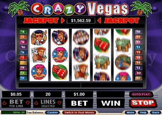 Crazy Vegas Screenshot