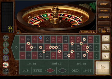 Leo Vegas Screenshot